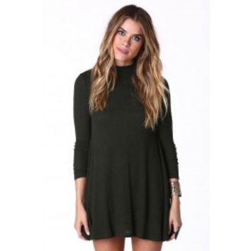 Swing Around Town Mini Dress