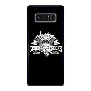 CROOK AND CASTLES Samsung Galaxy Note 8 Case