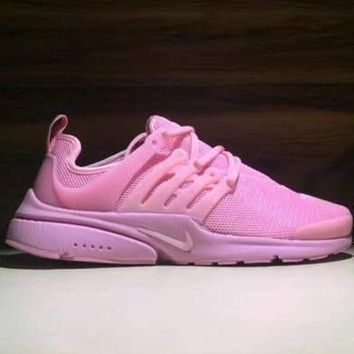 NIKE Air Presto White Small Hook NIKE Air Presto Fashion Women/Men Running Sport Casua
