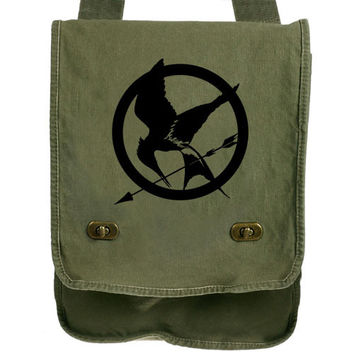 Hunger Games Messenger Bag