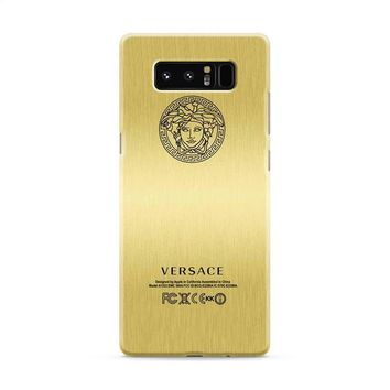 Versace Gold Edition 2 Samsung Galaxy Note 8 Case