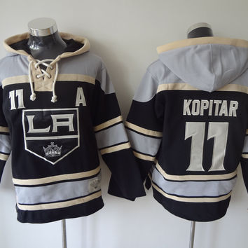 Los Angeles Kings - ANZE KOPITAR #11 Vintage NHL Sweatshirt