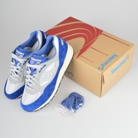 Saucony Shadow 6000 Premium - Grey and Blue