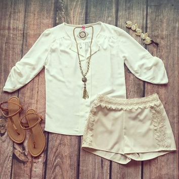 """Best Dressed"" Blouse"