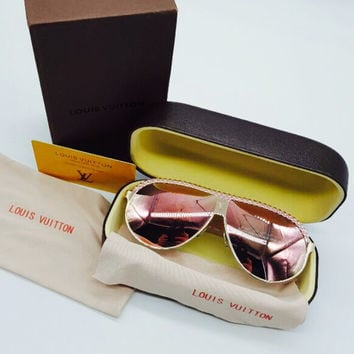 Men's Louis Vuitton Sunglasses