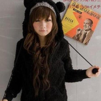 Bear Ears Hoodie Jacket from Infanta, Cosplay