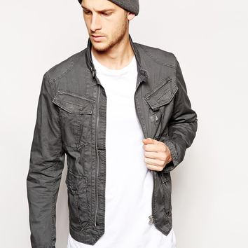 G-Star Overshirt - Gray