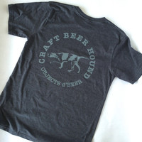 Craft Beer Hound Logo T-Shirt
