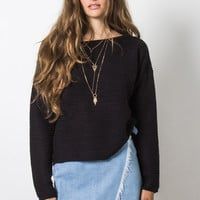 Gab & Kate Hanna Sweater - Black