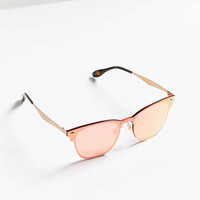 Ray-Ban Blaze Clubmaster Sunglasses | Urban Outfitters