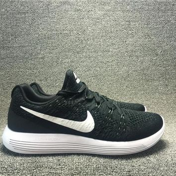 Best Deal Online NIKE LUNAREPIC LOW FLYKNIT 2 Men Women Running Shoes 863779-001
