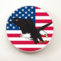 Holland Bar Stool USA Eagle Tire Cover