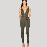 Tamarin Wrapped Jumpsuit