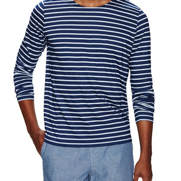 Nautical Cotton T-Shirt
