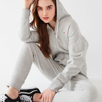 Champion & UO Sweatshirt Jumpsuit | Urban Outfitters