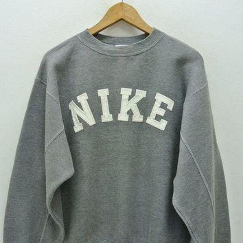 NIKE Fashion Sport Top Sweater Sweatshirt Pullover
