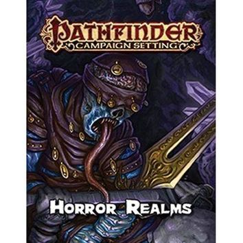 Pathfinder RPG - Campaign Setting: Horror Realms