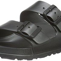 2017 Birkenstock Women's Arizona EVA Metal Anthracite Women's Sandals