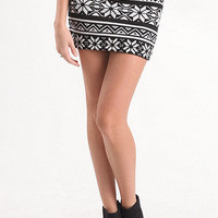 Nollie Sweater Knit Body Con Skirt at PacSun.com