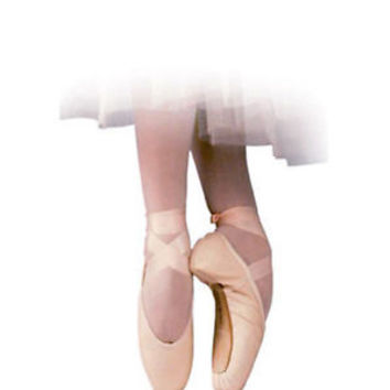 Grande Pointe Shoe - Vamp 2