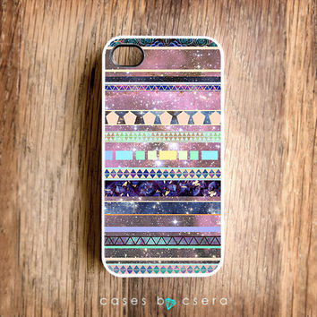 Galaxy Print iPhone Case  Accessories for iPhone by casesbycsera