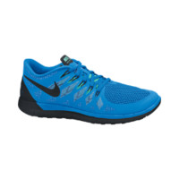 Nike Free 5.0 Women's Running Shoes - Photo Blue