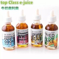 GTOW Electronic Vape E Pen Cigarettes juice 4 bottle