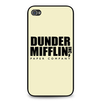 Dunder Mifflin The Office iPhone 4 | 4S case
