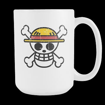 One Piece - Luffy symbol - 15oz Coffee Mug - TL00904M5