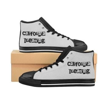 Cali Dreaming Street Women's High-top Sneakers