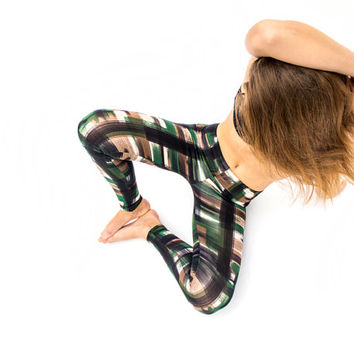 Deep Forest Leggings