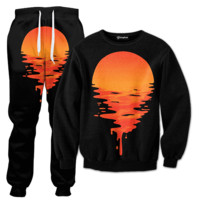 Melting Sunset Tracksuit