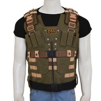 Luke Hobbs (Dwayne Johnson) Fast and Furious 7 Vest – In Style Jackets