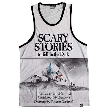 Scary Stories Men's Tank Top