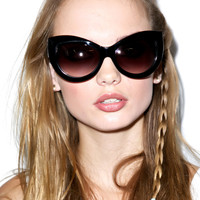 Wildfox Couture Kitten Frame Sunglasses