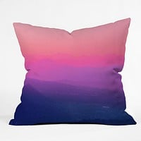 Aimee St Hill Como Sunset Throw Pillow