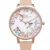 **Hummingbird Detail Watch by Olivia Burton