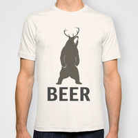 BEER T-shirt by ByBreDesigns