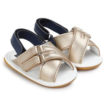 Sandals for Girls 2017 summer children baby boy sandals breathable slip-resistant girl Casual shoes