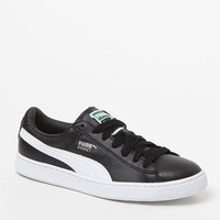 Puma Women's Black Basket Classic Shoes at PacSun.com