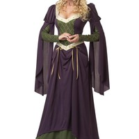 California Costumes Female Lady In Waiting Costume CC01182
