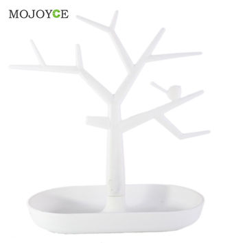 Display Jewelry Organizer Show Rack Jewelry Necklace Ring Earring Tree Stand Necklace Organizer Jewelry Tree Earings Holder SN9