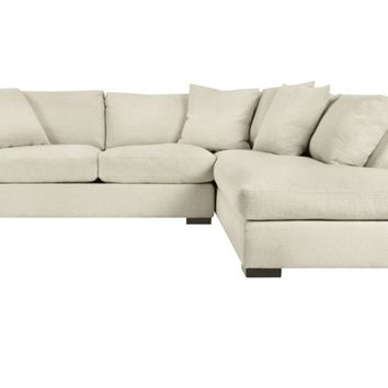 Del Mar Sectional Sofa | Z Gallerie