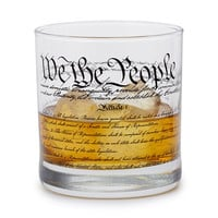 Constitution of United States of America Glass | cocktail history