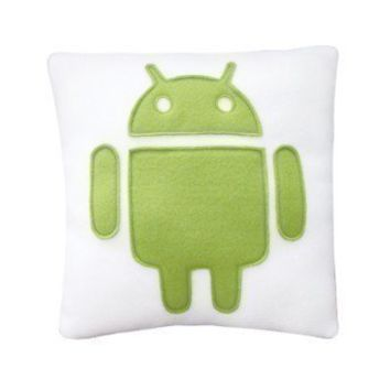 Android Pillow by Craftsquatch on Etsy