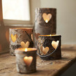 lantern hearts by this is pretty | notonthehighstreet.com