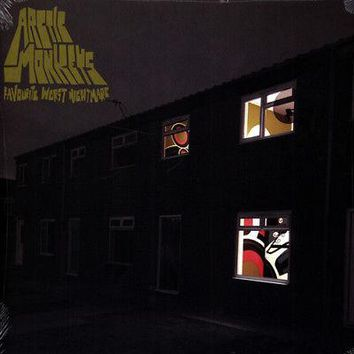 Arctic Monkeys - Favourite Worst Nightmare LP Vinyl NEW