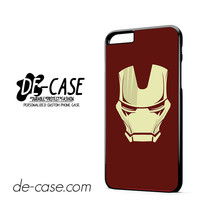 Iron Man Mask DEAL-5664 Apple Phonecase Cover For Iphone 6/ 6S Plus