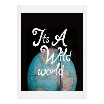 Chelsea Victoria Its a Wild World Art Print