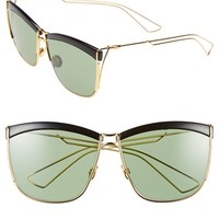 Women's Dior 58mm Retro Metal Sunglasses
